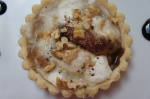 Caramelised Fig and Goat's Cheese Tartlets with Crushed Walnuts